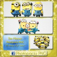 The Minions PNG #62 by SwaggyNats