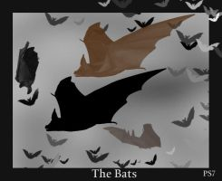 The Bats by ElizavetBrushes