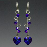 Iridescent Dangle IV- SOLD by YouniquelyChic