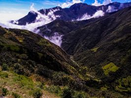 Ecuador - On the road to Cuenca by Rela1985