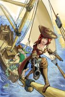 The pirates life for me colors by TimYates