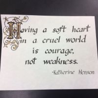 Quote by Katherine Henson by Amberseal186