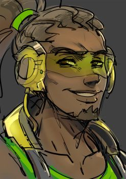 Lucio - Overwatch by ManiacPaint
