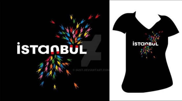 Istanbul by 34ist