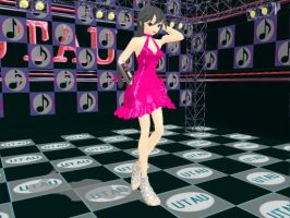 MMD Newcomer Camila Melodia 2 by Pokeluver223