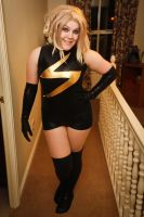 Almost Finished Ms Marvel by Rebecca-Manuel