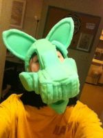 New fursuit Wip by AgentAnaM