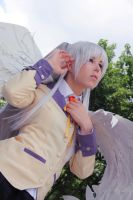 Angel Beats! Tachibana Cosplay - Sound by K-I-M-I
