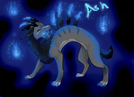 Grown up Ash by Ash-Dragon-wolf