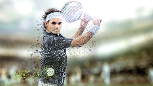 Force of Federer by martin8910