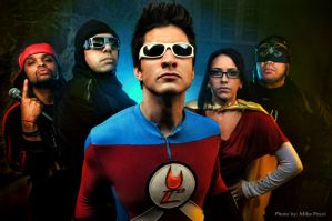 Real Life Superheroes by MikePecci