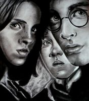 Harry Potter by Vioolett-V