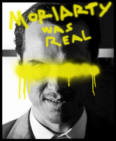 Moriarty Was Real by zuzuKH