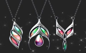 3 fates pendants by Darla-Illara