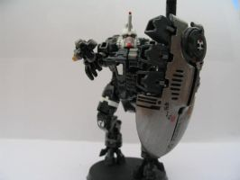 Tau Commander in Crisis 1.1 by skincoffin