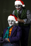 Jokers Holiday Portrait by Gaunted
