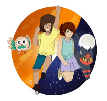 Sun and Moon by the-guardian358