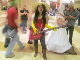 A-Kon '13 - Adventure Time 6 by TexConChaser
