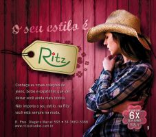 Ritz Flyer by tutom