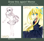 Draw This Again! Meme O1 by Chrys-o-prase