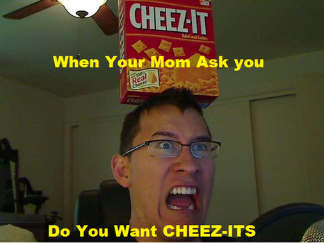 Cheez-its by TheMysteriousArtsist