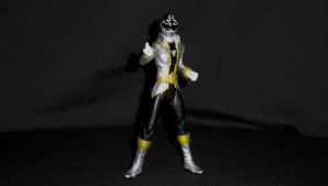 SH Figuarts GokaiSilver 1 by LinearRanger