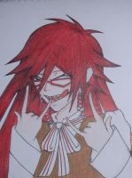 grell -colored- by MicaiahKeiichi