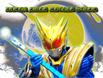 Kamen Rider meteor storm by mr-ellwood