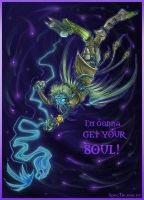 .::I'm gonna Get Your Soul::. by MoonLightSpectre