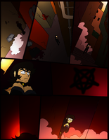 Rise of The Devilman- 10- Deeper into darkness by NickinAmerica
