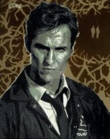 Rust Cohle by Stencils-by-Chase