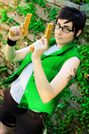 Homestuck - Jake English by xAmaliex