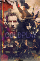 coldplay by Tonikor