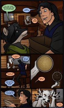 The Realm of Kaerwyn Issue 11 Page 8 by JakkalWolf