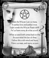 Wiccan by childofdarkness72