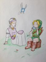 Zelda's Lullaby by Viccup