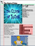 Animated Atrocity: The Clash of Triton by JayZeeTee16