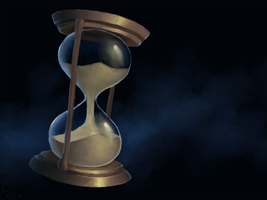 Hourglass by Ribera