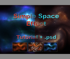 Space Effect tut by zummerfish