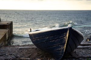 Boat by tusss