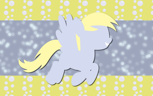 Ditzy Derpy WP by AliceHumanSacrifice0