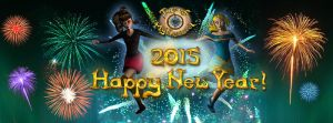 Happy New Year!! by TheSorceressRaven