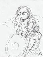 Celtic Love_ A Warrior Couple by CelticDream1989