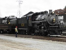 Southern 630 Asheville by Mid-MichiganRR24GP9
