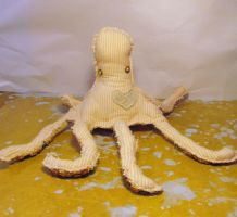 Octopus Plushie by CreaturesChild