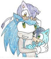 ET: Sonic and the babies by cmara