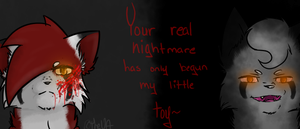 |TSC| {Your Real Nightmare..} by TheUntamedArtist