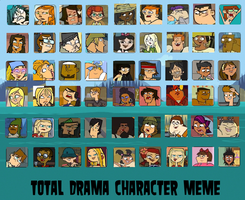 Full Total Drama Rankings by MightyMewtron