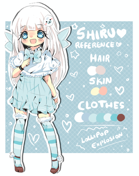Shiru Reference by Lollipop-Explosion