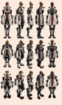 Mass Effect 2, Mordin - Model Reference. by Troodon80